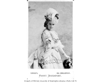 Fanny Davenport in costume