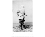 Frank Drew in the role of Rip Van Winkle in a production of the play RIP VAN WINKLE