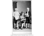 John Sefton in the role of Canton, John Gilbert in the role of Lord Ogleby, and William R. Floyd...