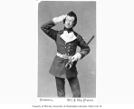 James Lewis in the role of Captain De Boots from a production of the play OUR AMERICAN COUSIN