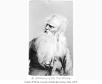 Joseph Jefferson, III, in the role of Rip Van Winkle from a production of the play RIP VAN WINKLE