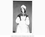 Maggie Mitchell in the role of Fanchon from a production of the play FANCHON, THE CRICKET