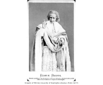 Edwin Booth as Richelieu in a production of RICHELIEU