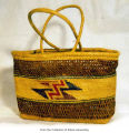 Eilene Henserling baskets and craft work