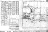 Mr. and Mrs. Lewis J. Dowell residence (Seattle, Wash.), upper floor plan, room finish and door...