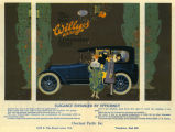 Willys Knight Limousine (1917)