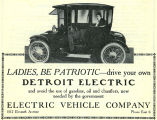 Detroit Electric Automobiles (1917)