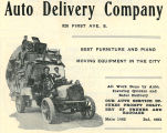 Auto Delivery Moving Company (1911)
