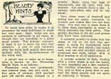 Beauty Hints (1911)