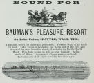 Bauman's Pleasure Resort (1884)