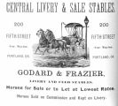 Central Livery & Sale Stables (1887)