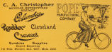 Pope Bicycles (1908)