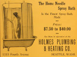 Home Needle Shower System (1910)