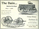 Bain Mountain and Farm Wagons (1898)