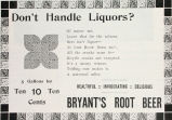 Bryant's Root Beer (1897)