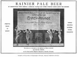 Rainier Pale Beer (1912)