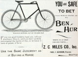 Ben Hur Bicycle (1896)