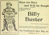 Billy Buster Shoes (1909)
