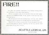 Cereal Factory Fire (1902)