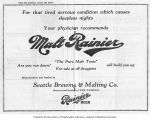 Malt Rainier Tonic (1912)