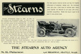Stearns Automobile (1907)