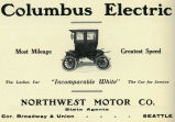 Columbus Electric Automobiles (1907)