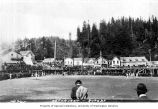 Baseball game at Ketchikan, n.d.