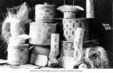 Alaska Native American baskets, n.d.