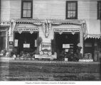 Fruit & vegetable display in front of Avery's Grocery, Dawson,  September 20, 1906