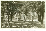 East Lawn, Idaho Capitol Building grounds, Boise, Idaho, ca. 1920