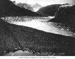 Aerial view of LeConte Bay, n.d.