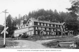 Agate Beach Inn near Newport, Oregon, ca. 1928