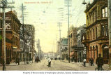 Looking down Government Street, Victoria, British Columbia, ca. 1905