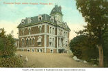 Provincial Royal Jubilee Hospital, Victoria, British Columbia, ca. 1905