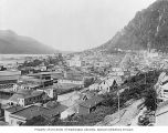 Bird's-eye view of Juneau, Alaska, ca. 1901