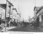 Front Street looking east, Nome, Alaska, ca. 1906