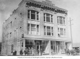 Conklin Building, Grants Pass, Oregon, ca. 1900