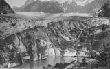 Bird's-eye closeup of Glacier, Stikine River, Alaska, ca. 1908