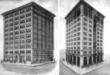 Corbett Building and the Wells Fargo Building, Portland, Oregon, ca. 1905-1916
