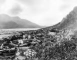Bird's-eye view of Juneau, Alaska, ca. 1915