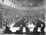 Banquet of Senators and Congressmen, Nome, 1903