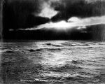 Bering Sea after a storm, Nome, Alaska, ca. 1905
