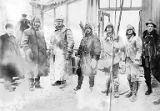 Members of the Nome Fire Department, Nome, Alaska, January 1908