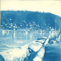 Dawson City from the Yukon River, 1898