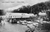 Cannery of the Carlisle Packing Company, Cordova, Alaska, ca. 1898-1899