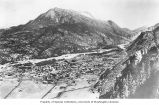 Aerial view of Skagway, n.d.