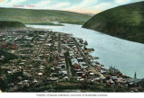Bird's-eye view of Dawson, Yukon Territory, n.d.