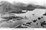 Bird's-eye view of Sitka, n.d.