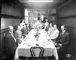 University President's Luncheon, held in the Education Building dining room, Alaska Yukon Pacific...