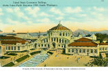 United States Government Buildings, Alaska-Yukon-Pacific-Exposition, Seattle, Washington, 1909